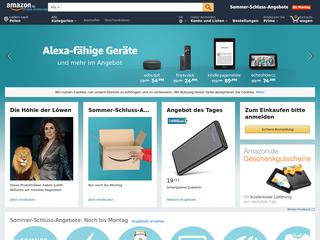 Amazon besuchen