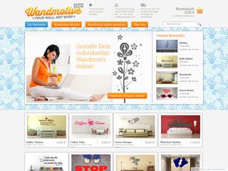 Wandmotive.com besuchen