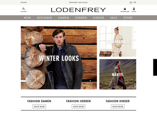 Lodenfrey besuchen