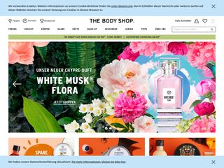 The Body Shop besuchen