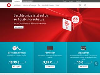 Vodafone Kabel Deutschland besuchen