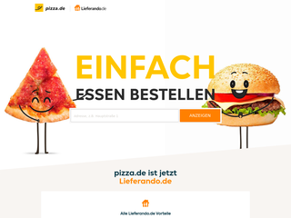 Pizza.de besuchen