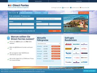 Direct Ferries besuchen