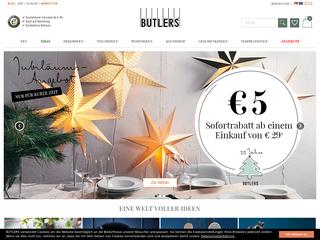 Butlers besuchen