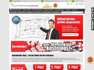 Rauchmeldershop Online besuchen