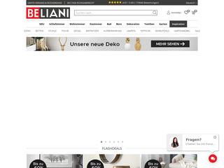 Beliani besuchen