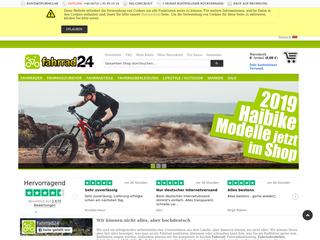 Fahrrad24 besuchen