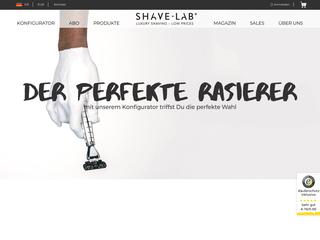 Shave-Lab besuchen
