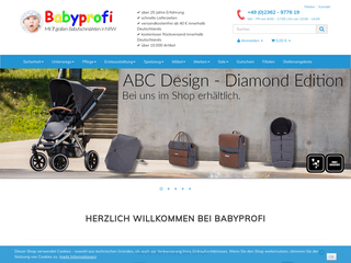Babyprofi Online besuchen
