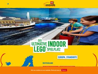 Legoland Discovery Centre besuchen