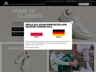 Adidas besuchen