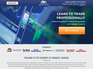 Financial Trading besuchen