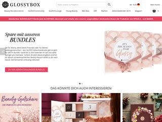 Glossybox besuchen