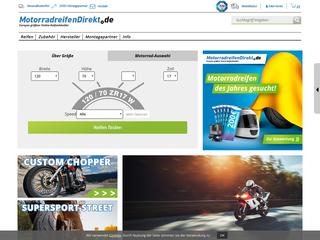Motorradreifendirekt besuchen