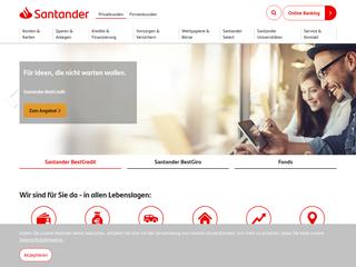 Santander besuchen
