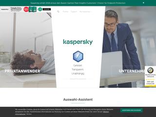 Kaspersky besuchen