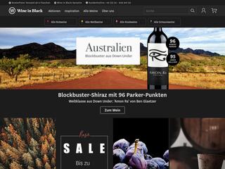 Wine in Black besuchen