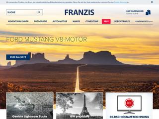 Franzis Verlag besuchen