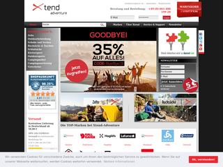 Xtend Adventure besuchen