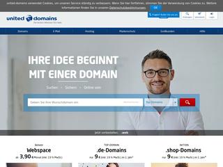 United Domains besuchen