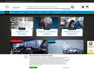 Mercedes-originalteile.de besuchen