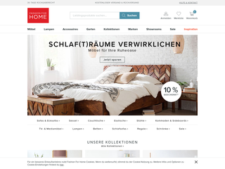 Fashion for Home besuchen
