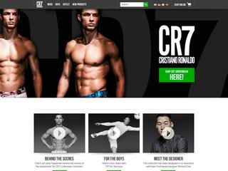 CR7 Underwear besuchen