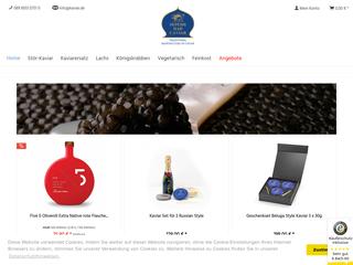 Kaviar.de besuchen