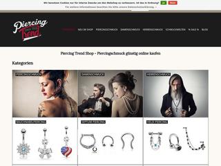 Piercing-Trend besuchen
