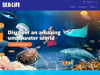 Sea Life besuchen