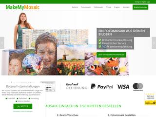 MakeMyMosaic besuchen