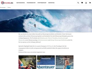 Envido Wassersport Europa besuchen