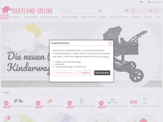 Babyland Online besuchen