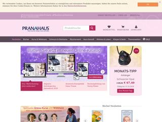 Pranahaus besuchen