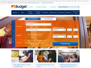 Budget besuchen