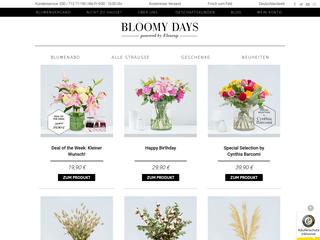 Bloomy Days besuchen