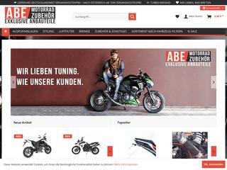 ABE-Motorradzubehör besuchen