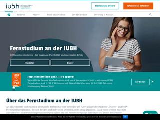 IUBH Hochschule besuchen
