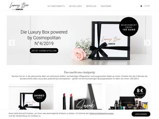 Luxurybox besuchen