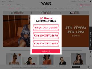 Yoins besuchen