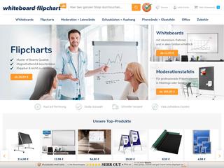 Whiteboard Flipchart besuchen