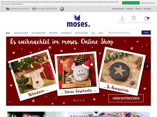 Moses Verlag besuchen