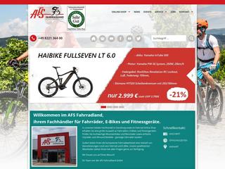 AFS Fahrradland besuchen