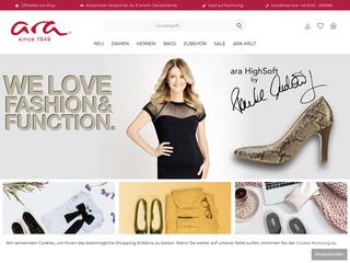 Ara Shoes besuchen