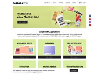 Barbara Beauty Box besuchen