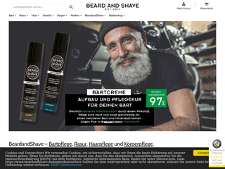 Beard and shave besuchen