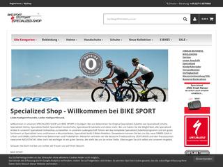 Bike Sport besuchen