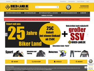 Biker-Land besuchen