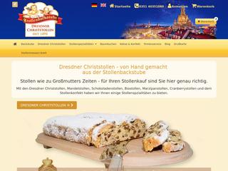 Dresdner Christstollen Shop besuchen