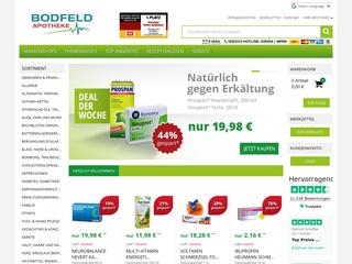 Bodfeld-Apotheke besuchen